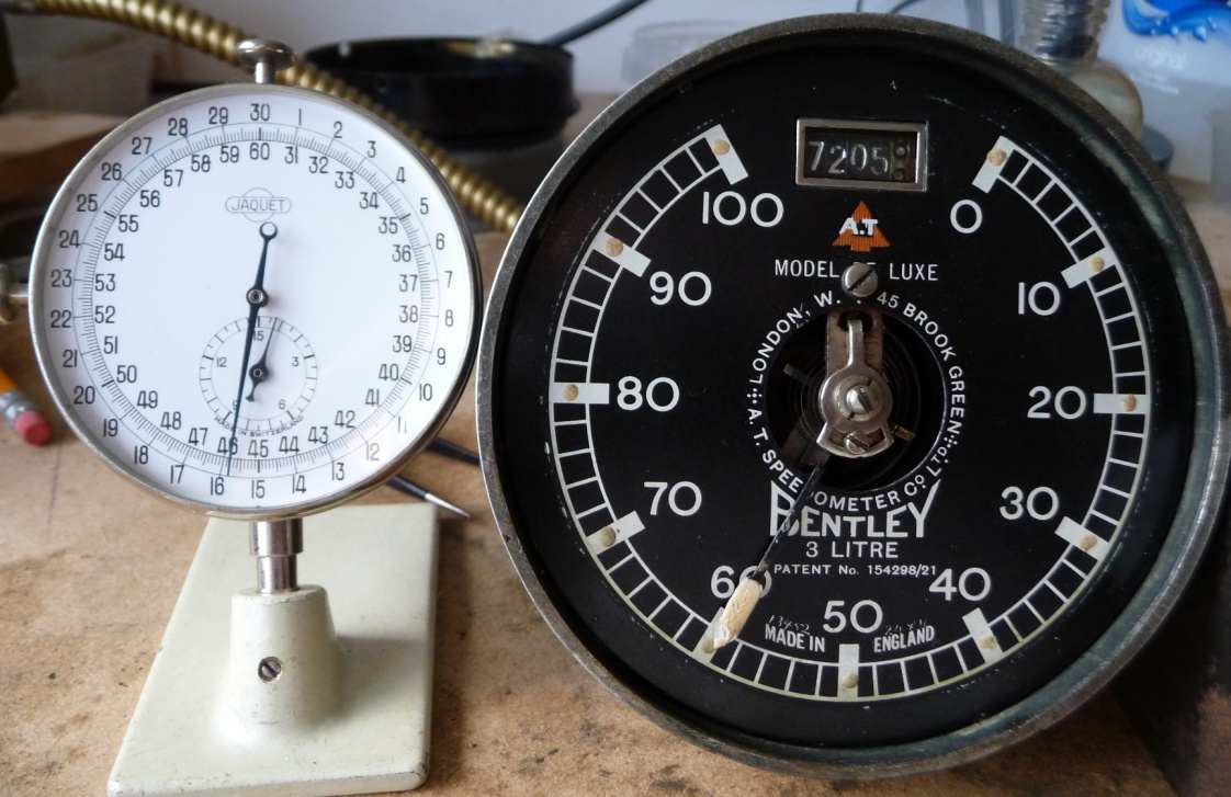 Flannery Speedometer Repair » Dr Mike Flannery